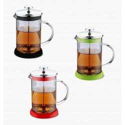 BR-04336 zaparzacz 600ml kawa/herbata silikon berretti
