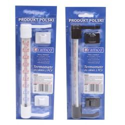termometr zaokienny 190/18mm przyklejany 22200 ZRP 495