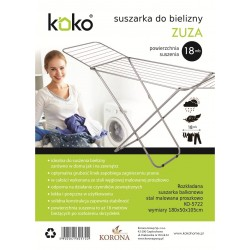 suszarka do ubrań S-02 KOKO ZUZA
