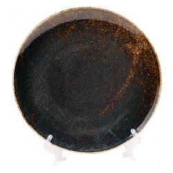 1095 talerz płytki 28cm Loft Dark