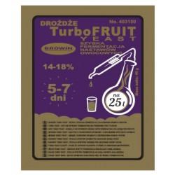 drożdże gorzelnicze TurboFruit 5-7 dni 40g