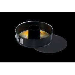 Tortownica czarna 24 cm  SNB