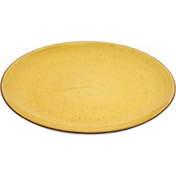 Talerz płytki żółty 27 cm Boss 6630J/12 Lubiana