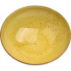 Boss 6630J/12 żółty talerz głęboki 180