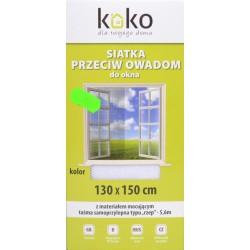 Siatka 130 cm x 150 cm przeciw owadom-Koko