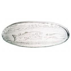 półmisek z rybą 481.1085.00 48X24cm