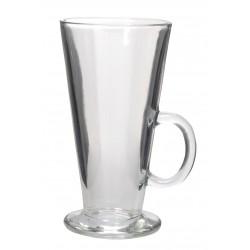 szklanka gładka latte 300ml AG421