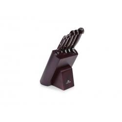 Zestaw noży w bloku, Gerlach Provence NK 961A - 6 szt.