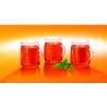 Szklanki żaroodporne baryłka 0,25 l. 6 szt. Termisil CSSB025A