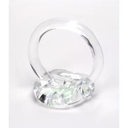 Serwetnik pierścionek róża 09-040/1 Edwanex