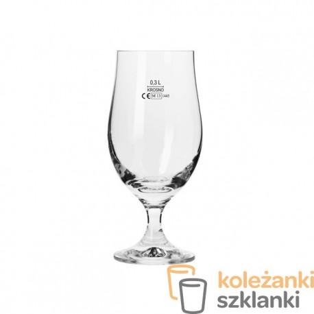Pokale do piwa 300 ml 6 szt KROSNO 75-0594-300g X001 cecha Simple