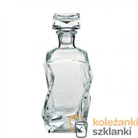 Karafka łamana do nalewek 750 ml 09-106/1 Edwanex