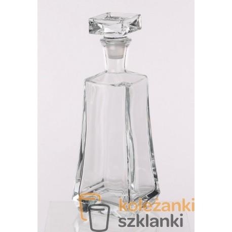 Karafka do wina i whisky 750 ml 09-108/1 Edwanex